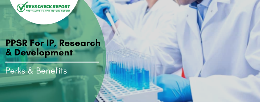 PPSR For IP And Research And Development